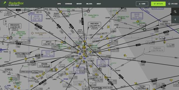 Denver air traffic - Blackboxparadox.com