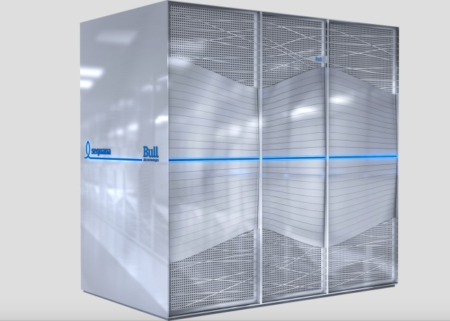 bull Sequana supercomputer