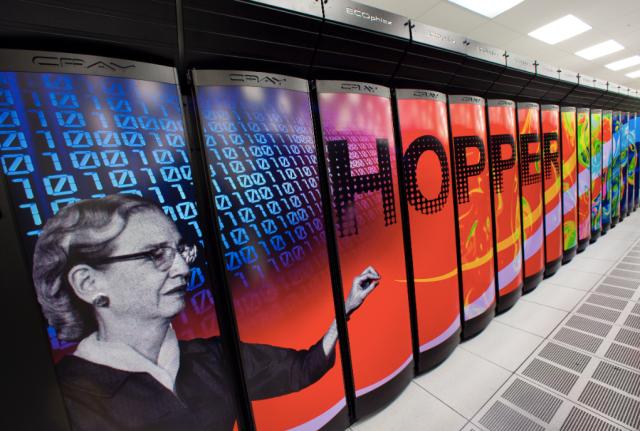Hopper supercomputer - Blackboxparadox.com