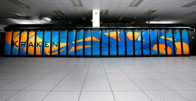 Kraken supercomputer - Blackboxparadox.com