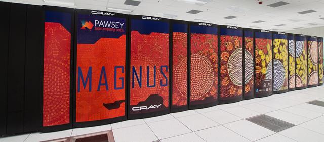 Magnus supercomputer - Blackboxparadox.com
