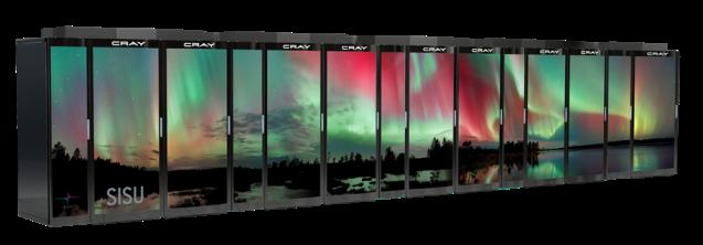 Sisu supercomputer - Blackboxparadox.com