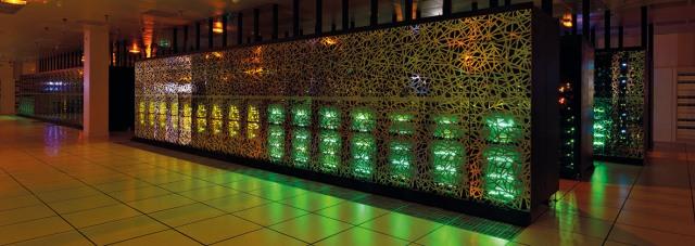 Bull Curie Supercomputer