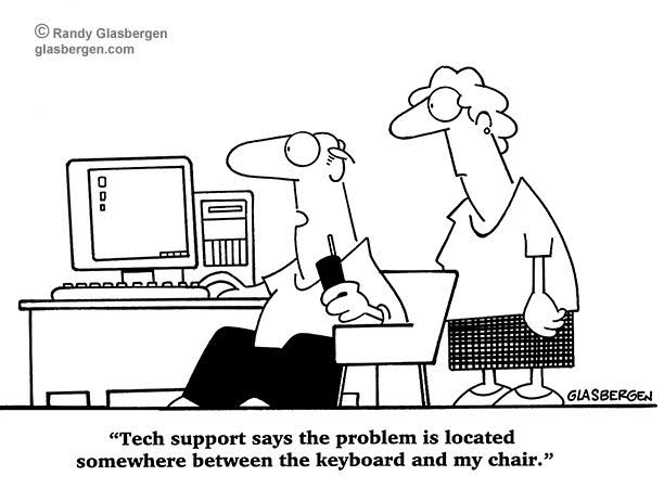 computer humor Blackboxparadox.com