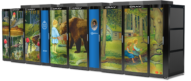 The PDC supercomputer - Blackboxparadox.com