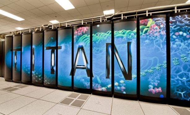 Titan supercomputer - Blackboxparadox.com
