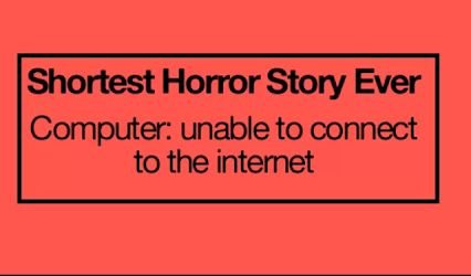 shortest-horror-story-ever