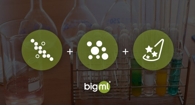 Applying BigML to ML research